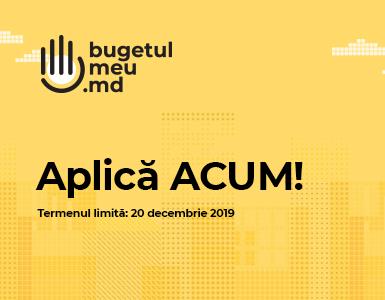 Concurs privind selectarea a 20 APL-uri de nivelul I din regiunile Republicii Moldova