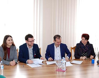 Semnarea Memorandumului cu Administrația Publică Locală din Cahul