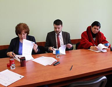 Semnarea Memorandumului cu Administrația Publică Locală (APL) Leova