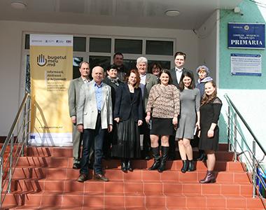 La Telenești a fost constituită Coaliția Locală pentru Bugetare Participativă