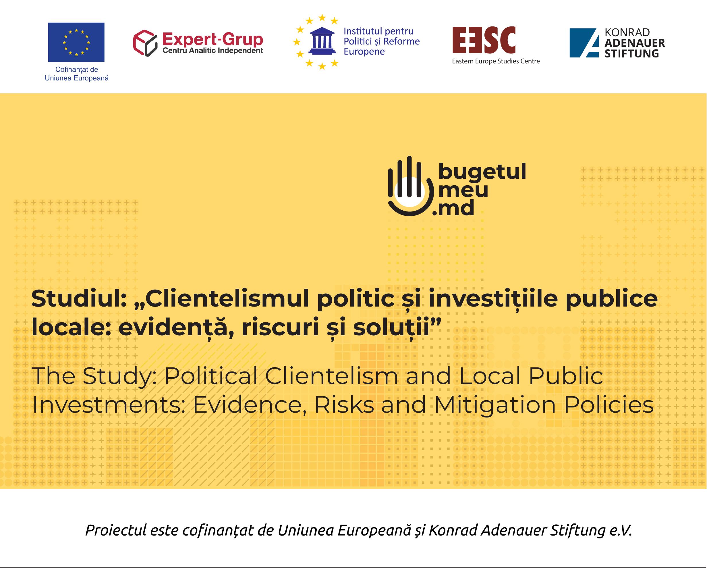 Rolul politicilor publice și acțiunile autorităților în contextul diminuării fenomenului clientelismului politic