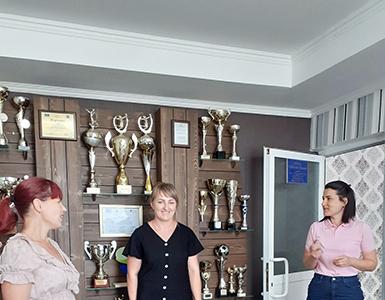 Ședință de lucru cu APL Cantemir și câștigătorii proiectelor depuse